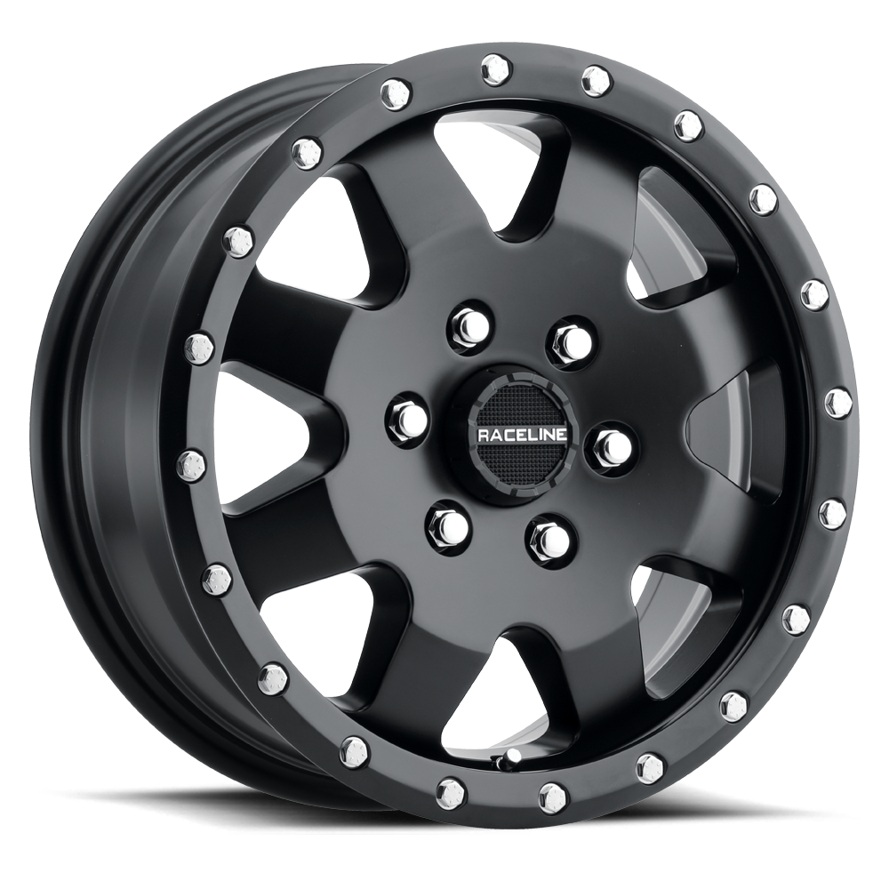 DEFENDER BLACK 16X6.5 5X160  +45mm