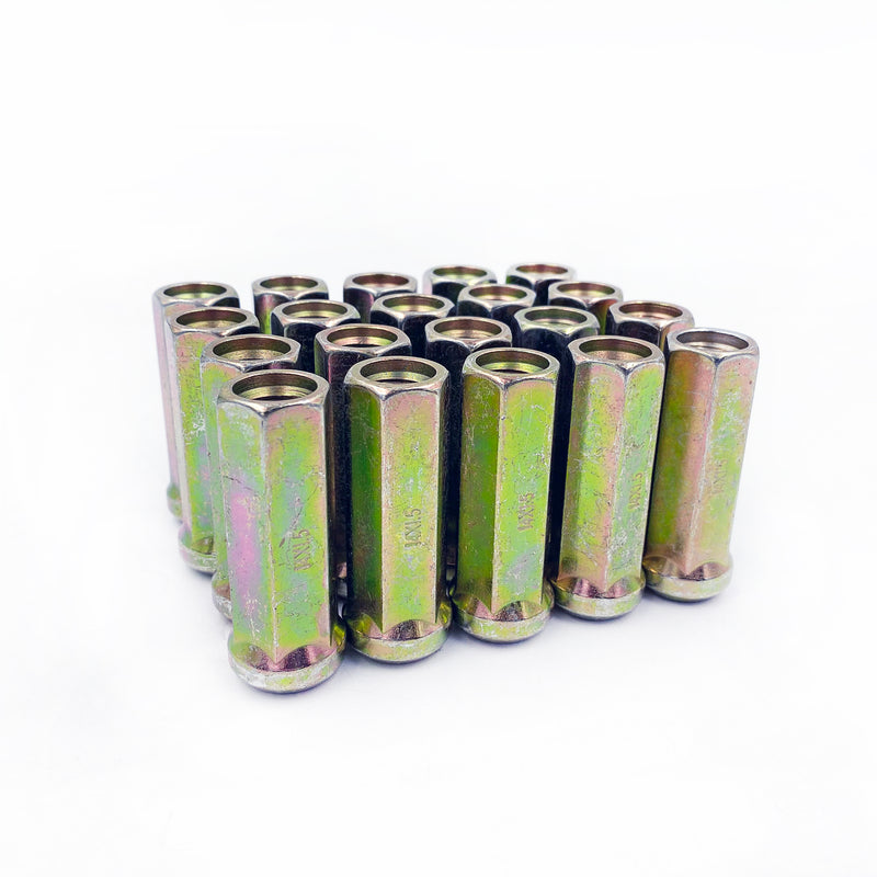 14x1.5 BALL SEAT RACE BUGGY LUG NUTS  (25 PIECES) #L1309-1RXL