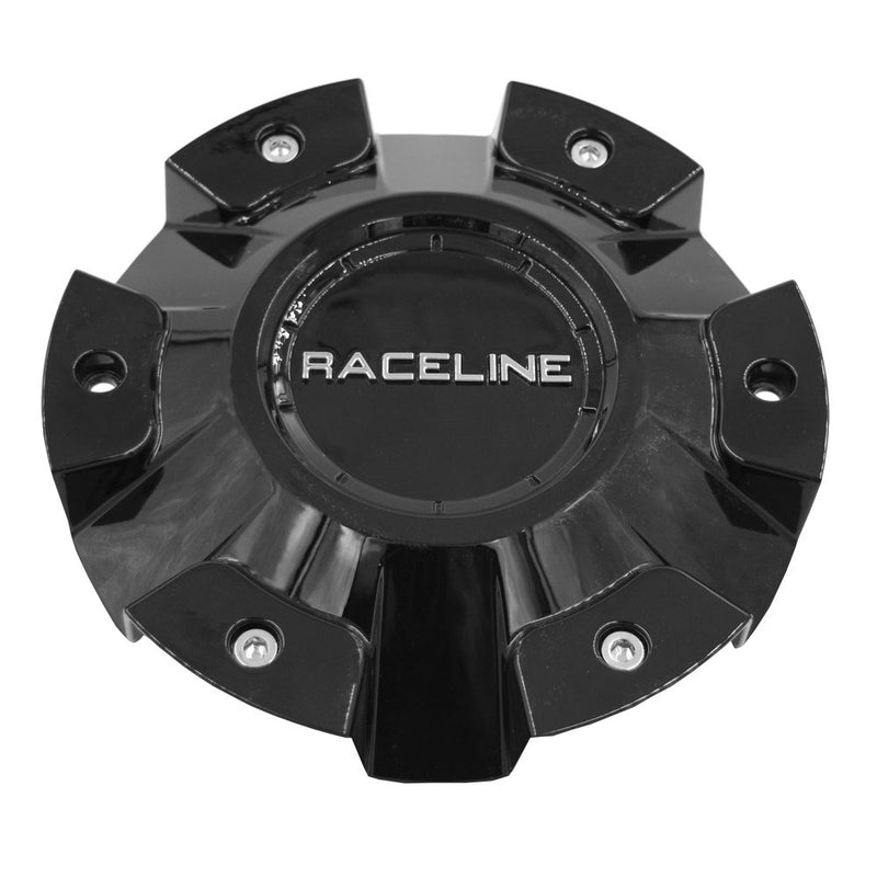 CPR157B RACELINE WHEEL 157B PHANTOM CAP BLACK
