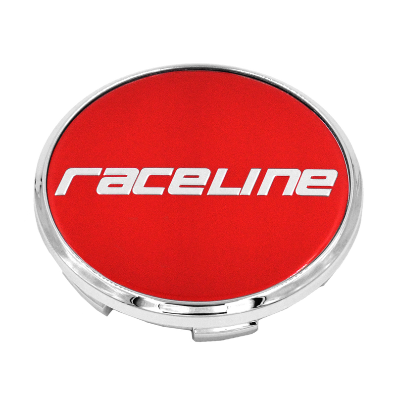 CPR315R RACELINE WHEEL STYLE 315 CAP RED