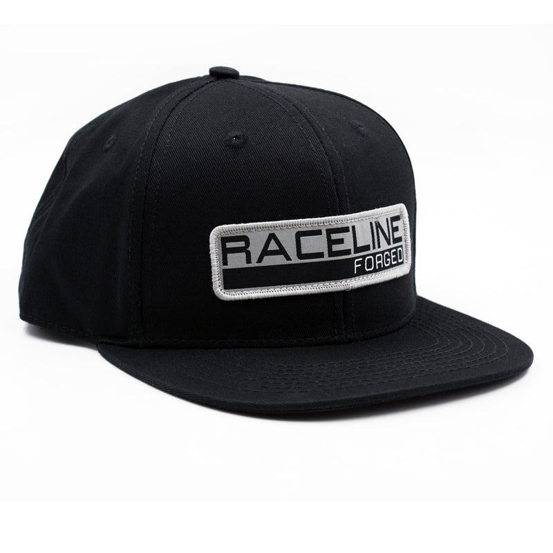 Raceline Forged Snapback Hat