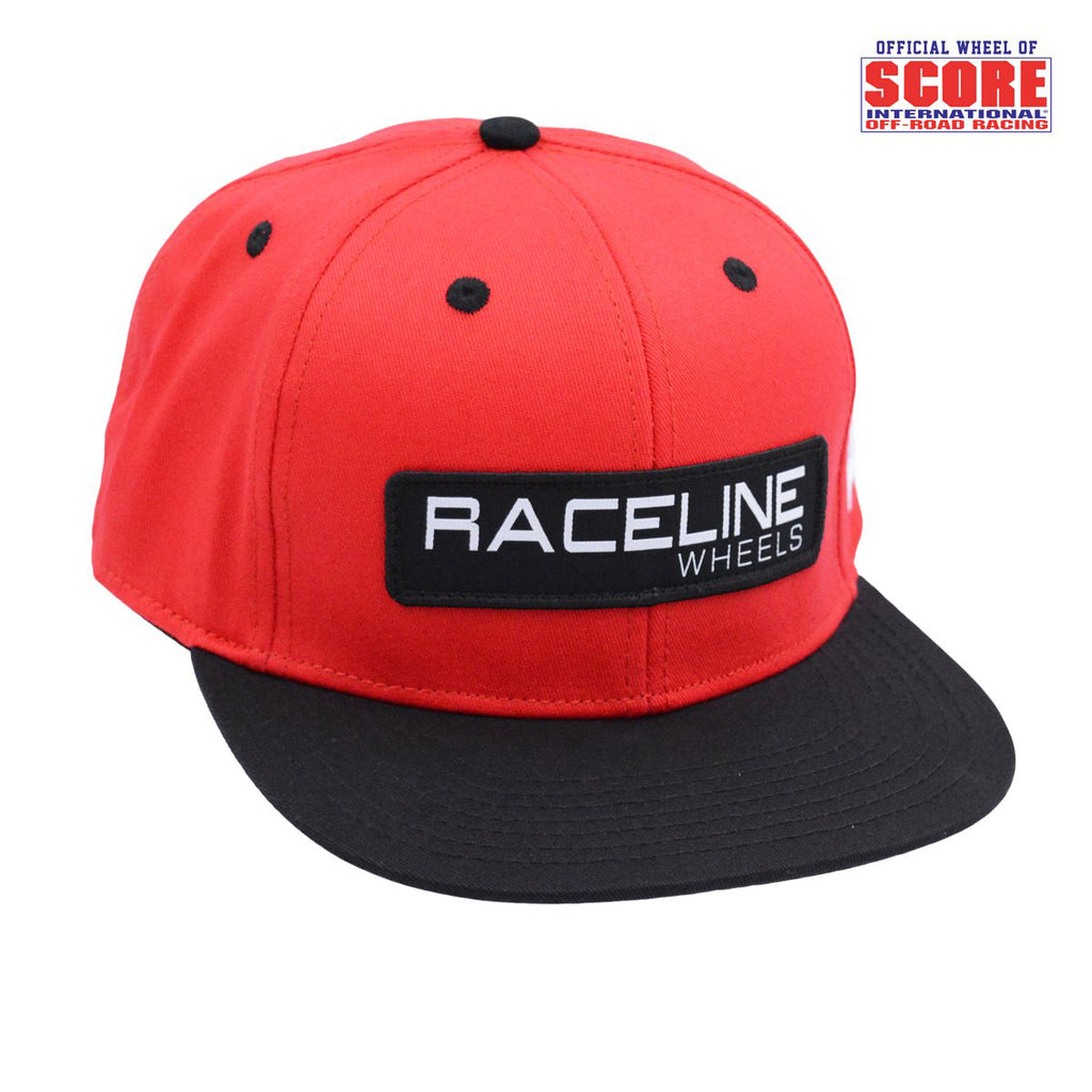 Official Wheel of SCORE International Snapback Hat