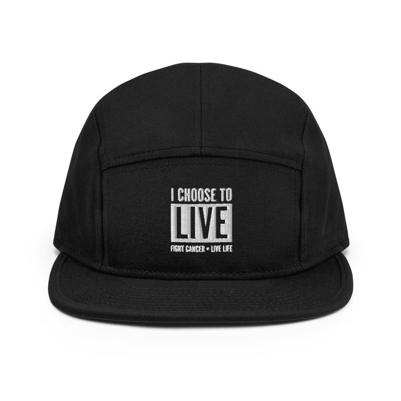 Limited Edition I Choose To Live Cap