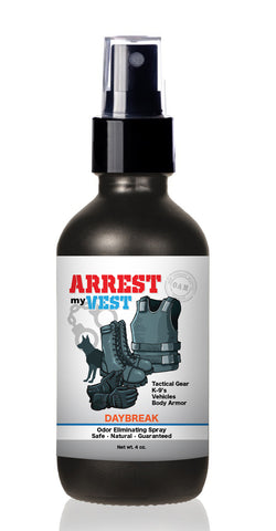 4 oz. Arrest My Vest Odor Eliminator