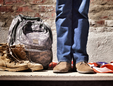 How to deodorize military backpacks