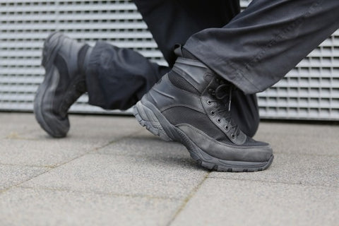 How to remove odor from military boots