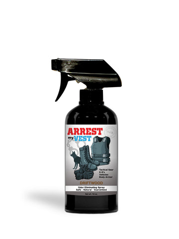 Arrest My Vest 16 oz. Driftwood Odor Eliminating Spray