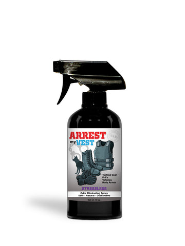 Arrest My Vest 16 oz. Stressless Odor Eliminating Spray