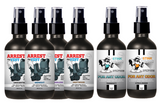 Arrest My Vest Odor Eliminating Spray Sample Set Bundle
