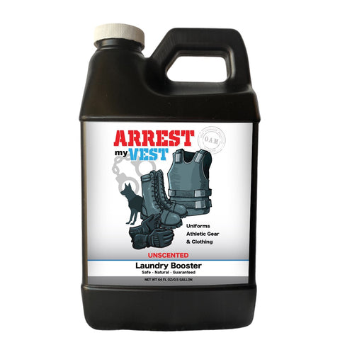 Unscented Arrest My Vest Laundry Booster