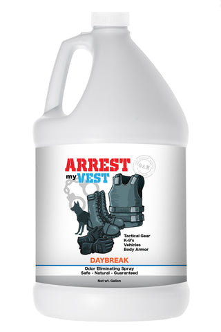 Arrest My Vest Gallon Daybreak Odor Eliminating Spray