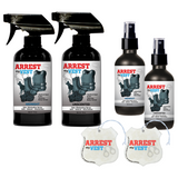 Arrest My Vest Buy 2 Get 4 FREE Midnight and Unscented Bundle