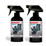 Arrest My Vest 16 oz. Driftwood & Stressless Odor Eliminating Spray Bundle