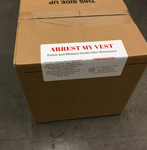 Arrest My Vest Gallon Midnight Odor Eliminating Spray 4 Pack