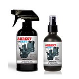Arrest My Vest Unscented 16 oz and 4 oz Odor Eliminating Spray Bundle