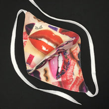 Laden Sie das Bild in den Galerie-Viewer, Mundschutz «Lips» | Couture Shop