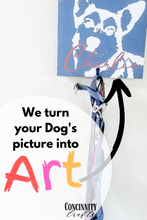 Load image into Gallery viewer, Personalized Dog Leash Holder,concinnity-crafts,,Concinnity Crafts