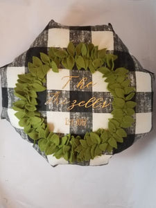 Custom Octagon Decorative Pillow,concinnity-crafts,,Concinnity Crafts