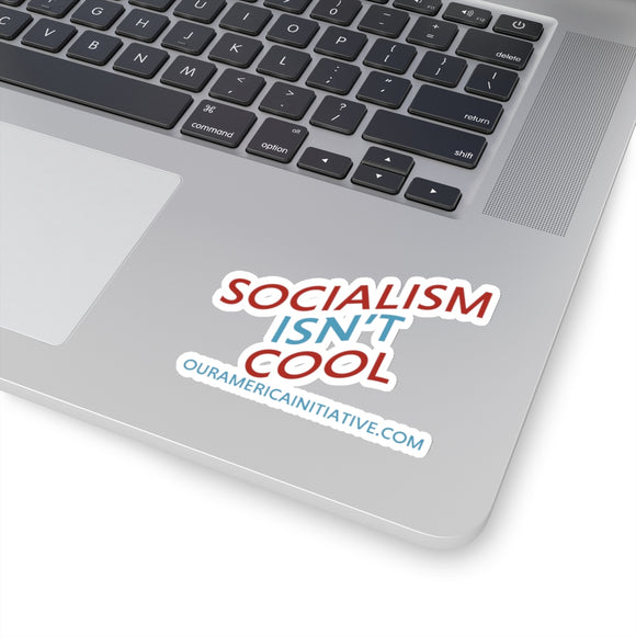 Socialism Isn't Cool Stickers