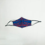 Liberty Blue Cloth Mask