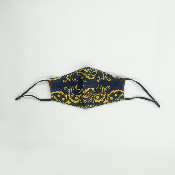 Mile High Rodeo Cloth Mask