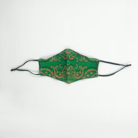 Lucky Green Cloth Mask