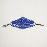Blue Me Away Cloth Mask
