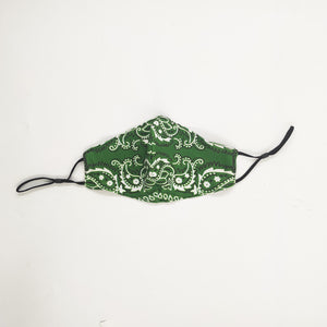Gunny Green Cloth Mask