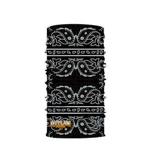 Bar Brawl Black Gaiter
