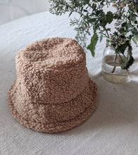 """Upload the image to the gallery, Beige or cream """"bob"""" hat * pre-order *"""
