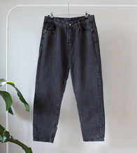 Upload image to gallery, Gray-black jeans pants