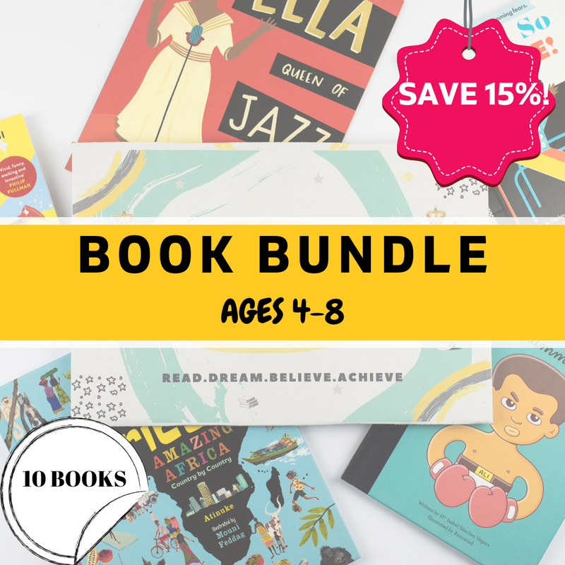 Picture Book Bundle (Ages 4-8) - 10 Books