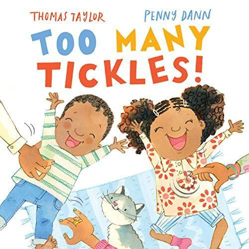 Too Many Tickles! - Imagine Me Stories