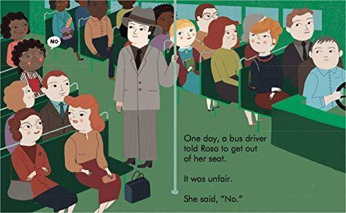 Rosa Parks: My First Rosa Parks: (Little People, Big Dreams)