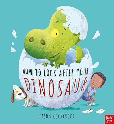 How To Look After Your Dinosaur - Imagine Me Stories