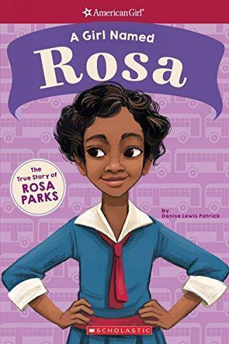 A Girl Named Rosa: The True Story of Rosa Parks (American Girl a Girl Named)
