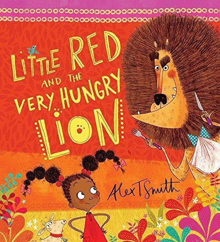 Little Red and the Very Hungry Lion - Imagine Me Stories