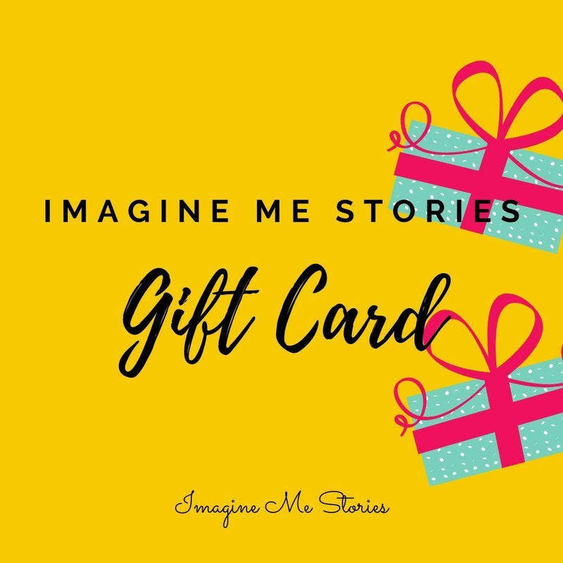 Imagine Me Stories Shop Gift Card