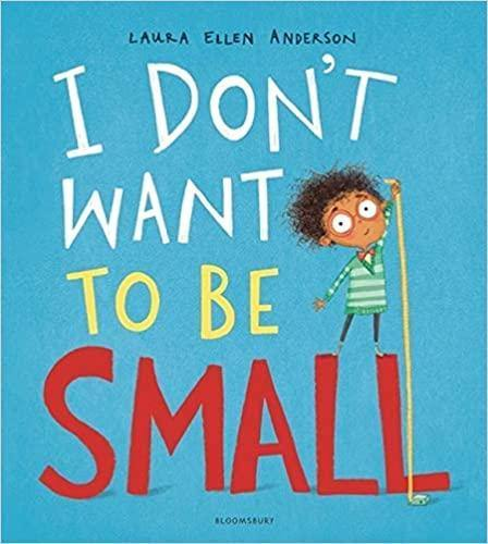I don't want to be small - Imagine Me Stories