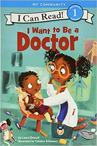 I Want To Be a Doctor - Imagine Me Stories