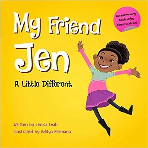 My Friend Jen: A Little Different: 1 - Imagine Me Stories