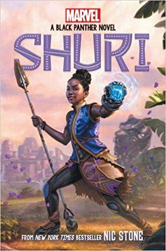 Shuri: A Black Panther Novel - Imagine Me Stories