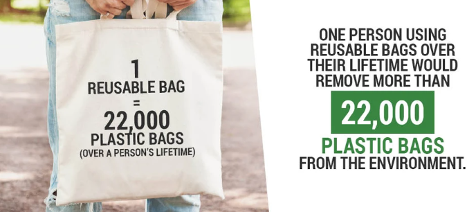 Why Are Cloth Bags Better Than Plastic?