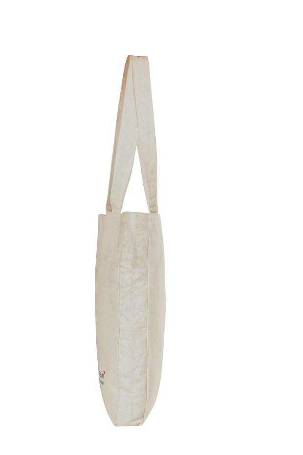 Sustainme Organic Cotton Tote Bag With Gusset