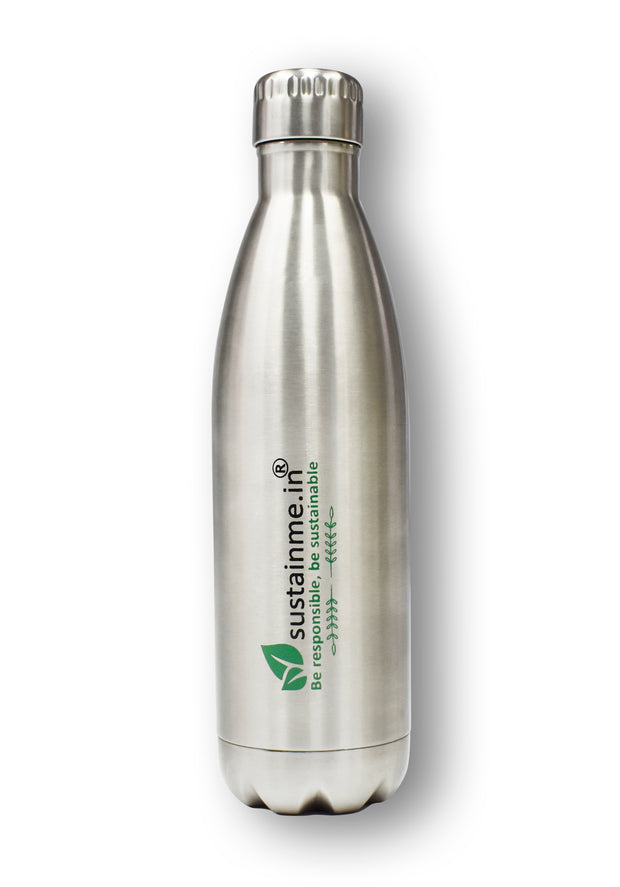 Sustainme Stainless Steel Reusable Water Bottle