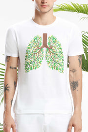 Lung Tree Men T-shirt