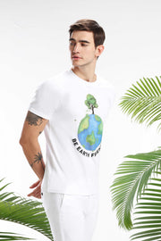 Be Earth Friendly Men T-shirt