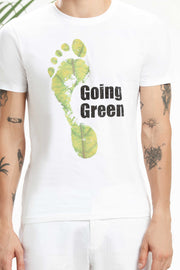 Going Green Men T-shirt