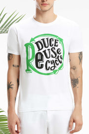 Reduce, Reuse, Recycle Men T-shirt