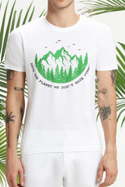 Save the Planet We don't have others Men T-shirt